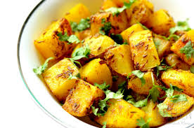 jeera hing aloo recipe in Hindi