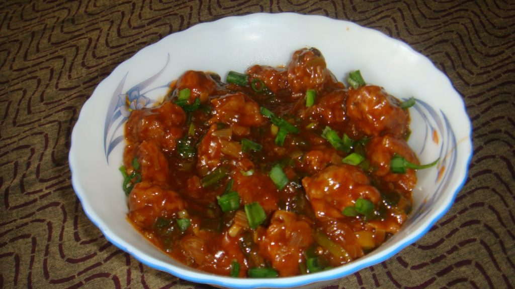 manchurian recipe in hindi