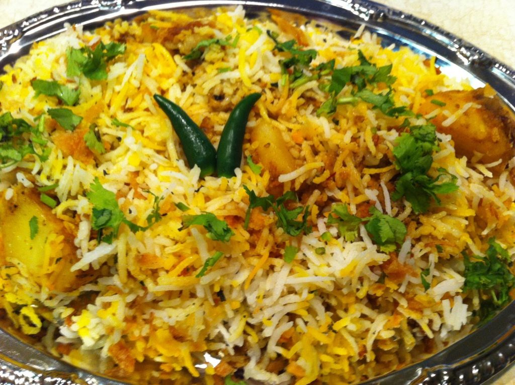 Vegetable Biryani recipe in Hindi