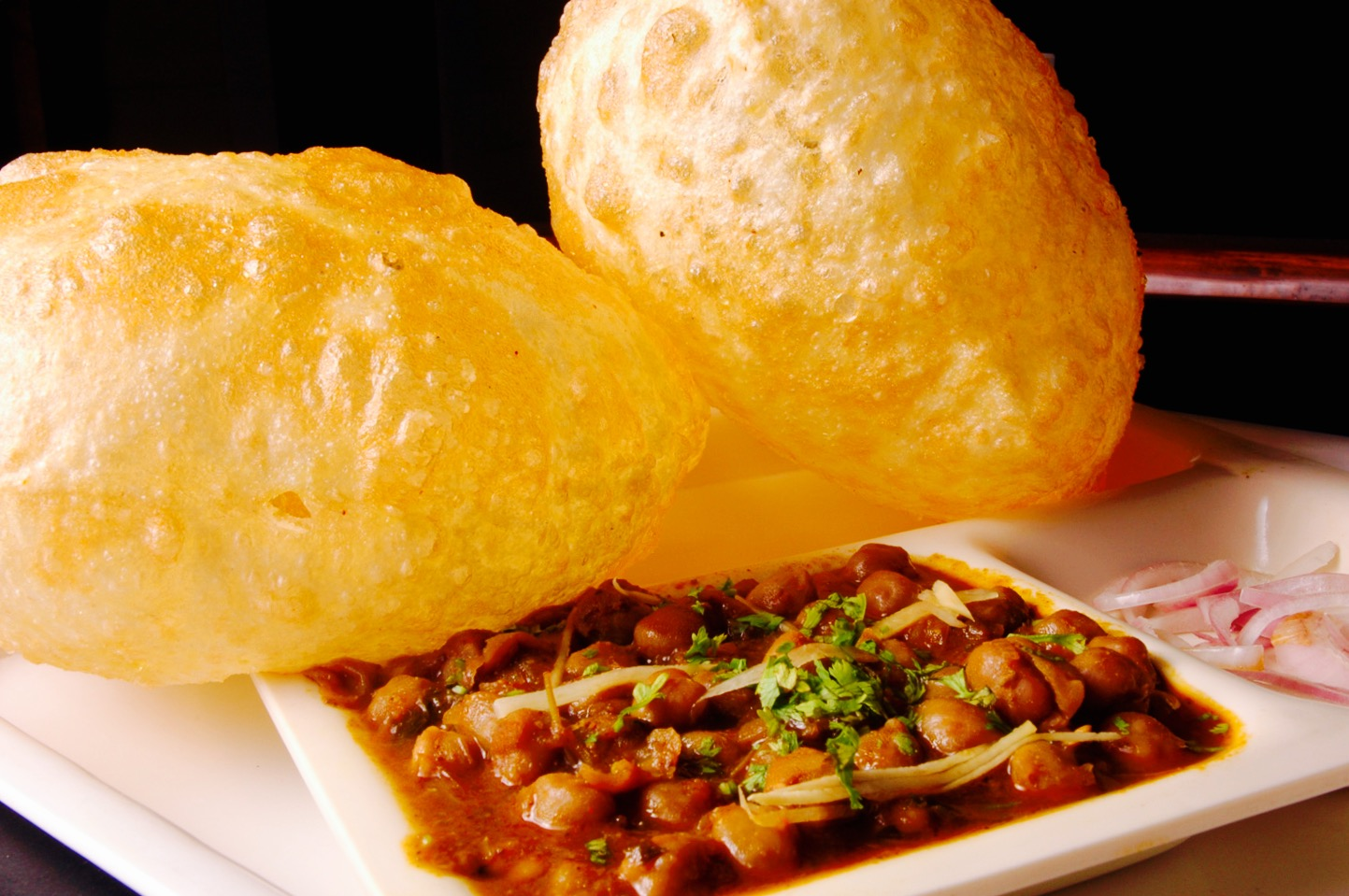 Chole Bhature recipe in hindi