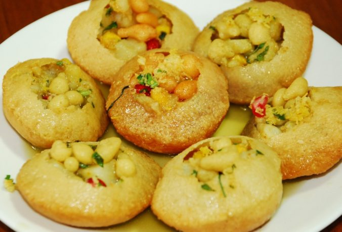 gol gappe recipe in hindi